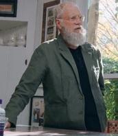 jacket,green,david letterman,my next guest needs no introduction,mens blazer,mens jacket,george clooney