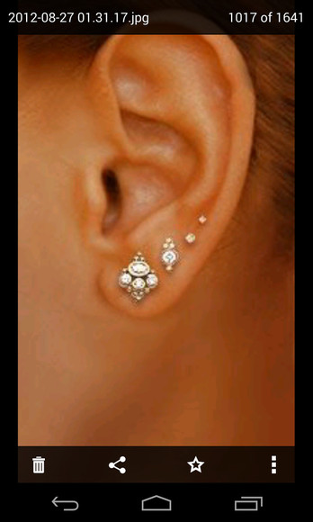 studs jewels earrings