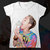 Miley Ice Cream women t shirt