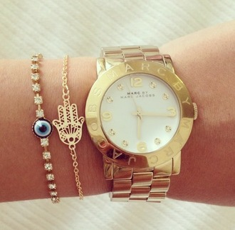 jewels marc jacobs watch marc by marc jacobs diamonds khamsa bracelets