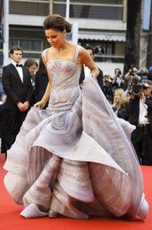 eva longoria,versace,2009,dress