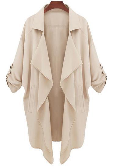 Workina Drape Coat