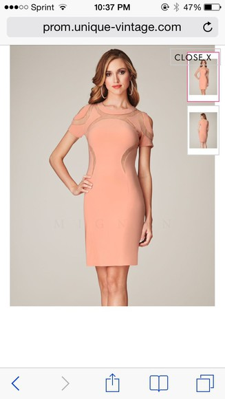 dress peach dresses peach dress