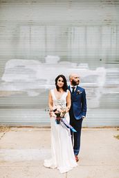 ruffled blog,blogger,wedding,wedding dress,groom wear