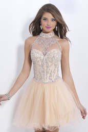 dress,homecoming,prom,neckline,dolcepromdress.com,champagne,jewels,sparkle,crystal,fashion,white,white dress,tbh,earrings,short dress,style,homecoming dress,champange dress,champagne diamond,sexy prom dress,sexy cocktail dress,sexy party dresses,short prom dress,short cocktail dress,short homecoming dress,evening dress