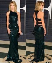 dress,oscars 2015,gown,rosie huntington-whiteley,red carpet dress