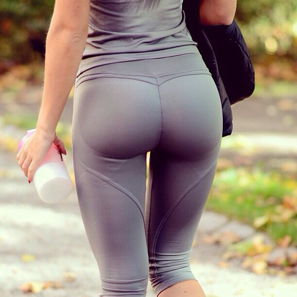 pants workout leggings gray workout pants