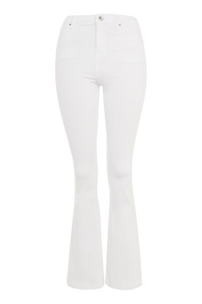 Topshop jeans white