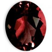 jewels,natural red garnet