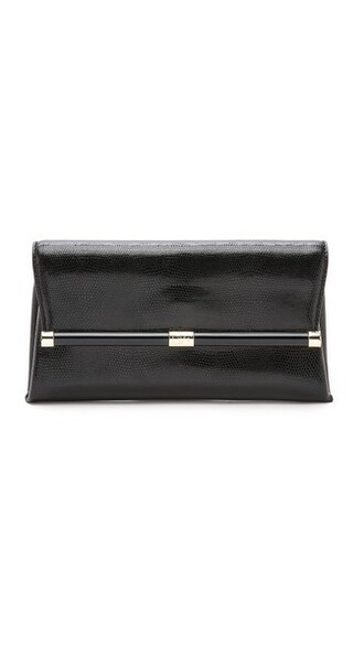 envelope clutch clutch black bag