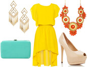 bag,teal purse,orange necklance,jewels