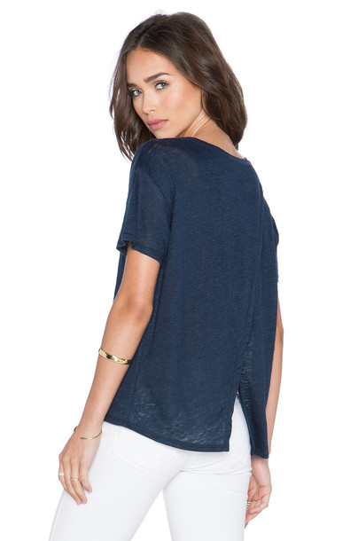 FEEL THE PIECE top navy