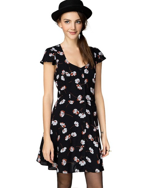 Tea Cut Dresses