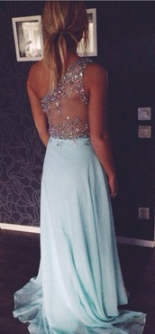 dress,prom,prom dress,blue dress,rhinestones,clothes,tumblr clothes,long prom dress,blue prom dress,junior prom,event,blue,dimonds,classy,wedding clothes,wedding,style,fashion,baby blue,sparkle,real,long,gown,floor length,pink,floor length dress,2014,full length,forever,hill,model,heart,ball,sequins,long dress,one shoulder,sequin dress,pretty
