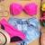 Bow 2 Piece Bikini - Red
