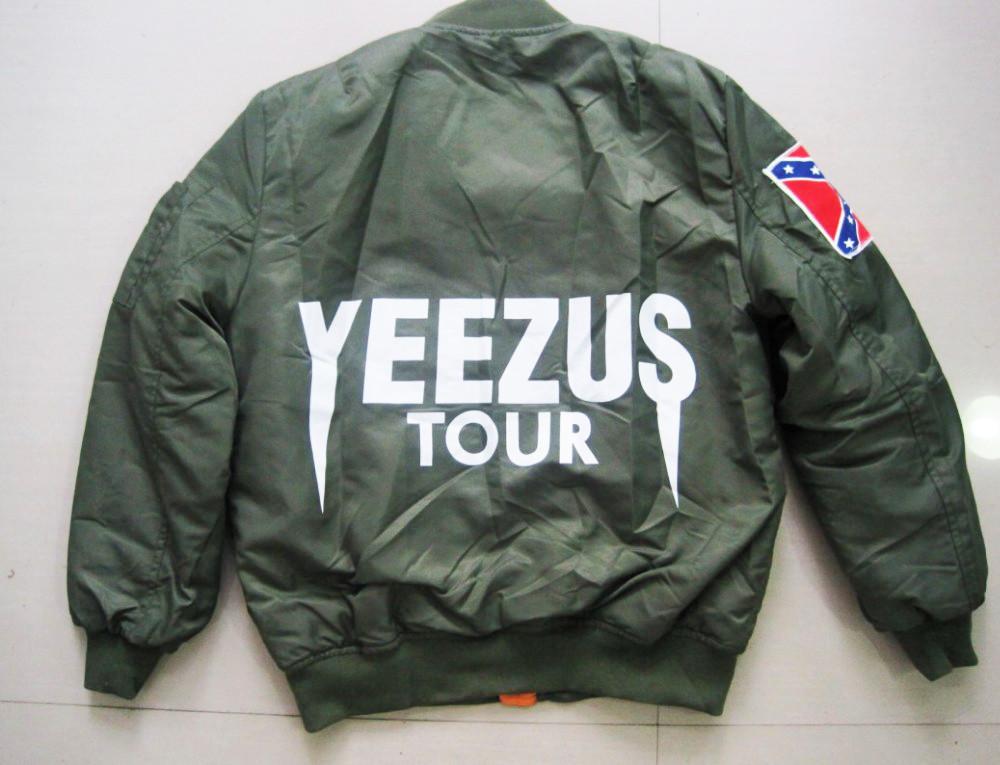Yeezus Flight Jacket - JacketIn