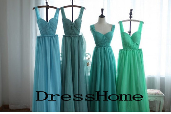 dress prom dress bridesmaid long prom dress long bridesmaid dress
