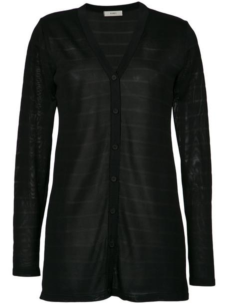 EGREY cardigan long cardigan cardigan long women black sweater