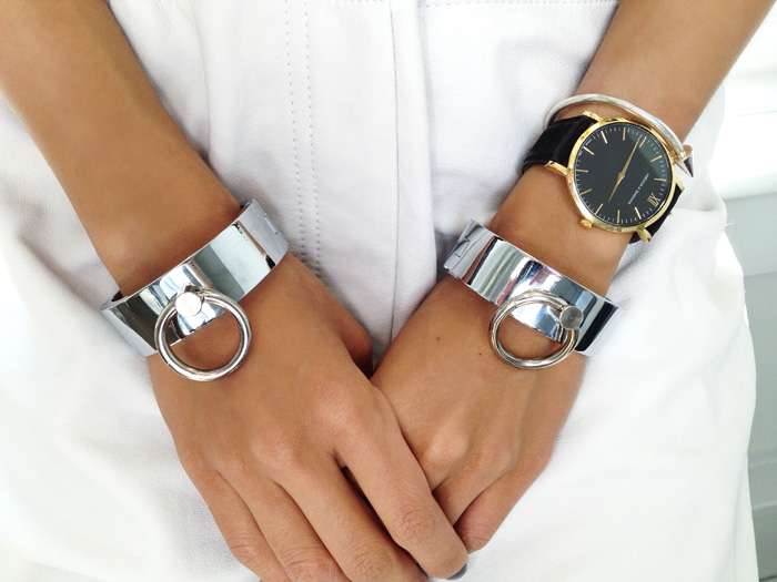 THPSHOP.CO Bound Cuffs | The Haute Pursuit