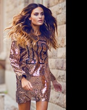 dress,sequins,sports luxe,sporty,gold