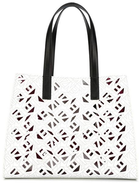 Kenzo women white bag