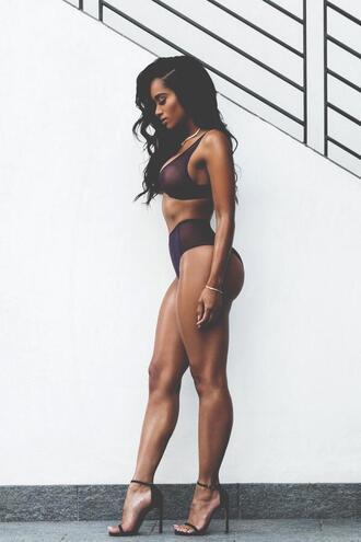 swimwear underwear ciara top bra undies
