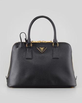 26044c73e850 Prada Saffiano Small Promenade Crossbody Bag
