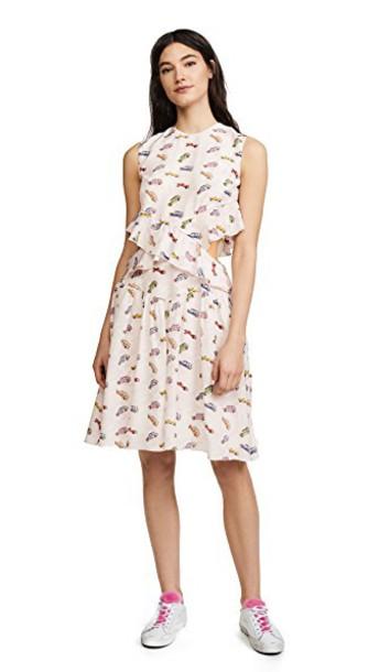 Sandy Liang dress sweet print