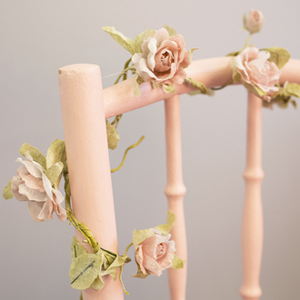 home accessory flower garland flowers floral decoration home decor gift ideas pretty girly beautiful kids room