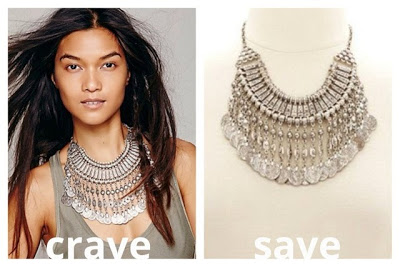 heart it, want it.: Crave or Save: Free People Antalya Coin Collar