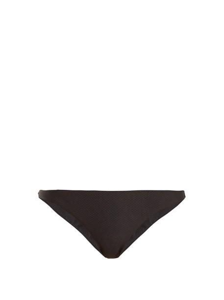 Asceno bikini black swimwear