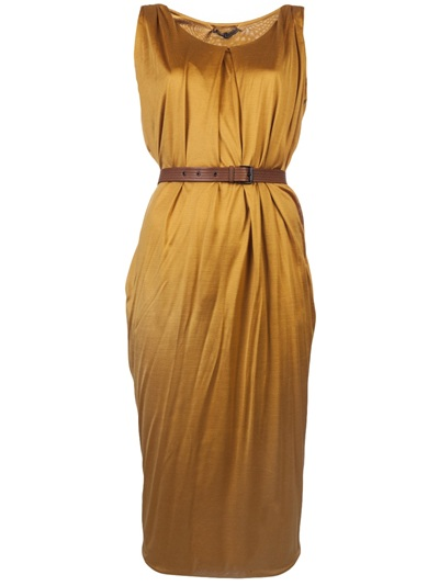 Bottega Veneta Jersey Dress - A'maree's - Farfetch.com