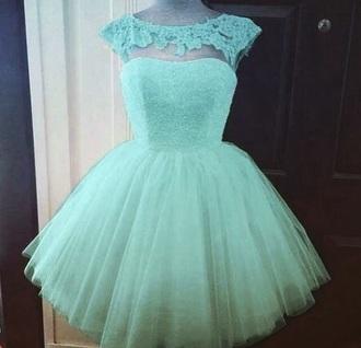 dress mint dress 8th grade dance
