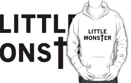 """little monster"