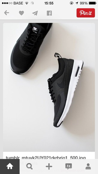sneakers thea nikethea