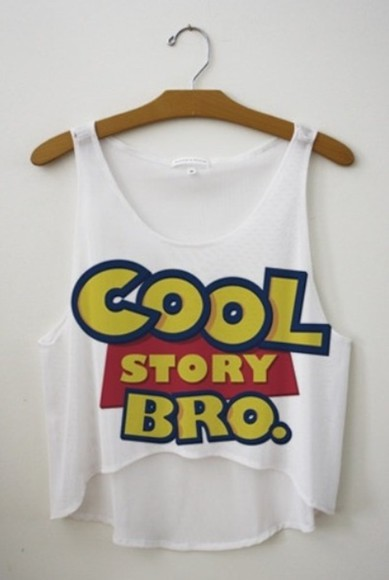 toy story cool story bro shirt movie summer bloggers