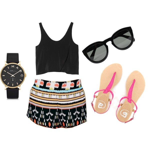 Vacation Look - Polyvore
