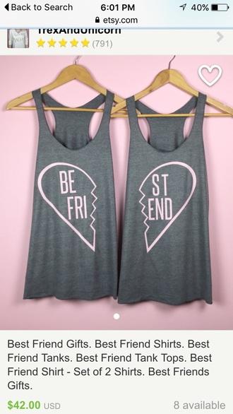 top bestfriend shirt