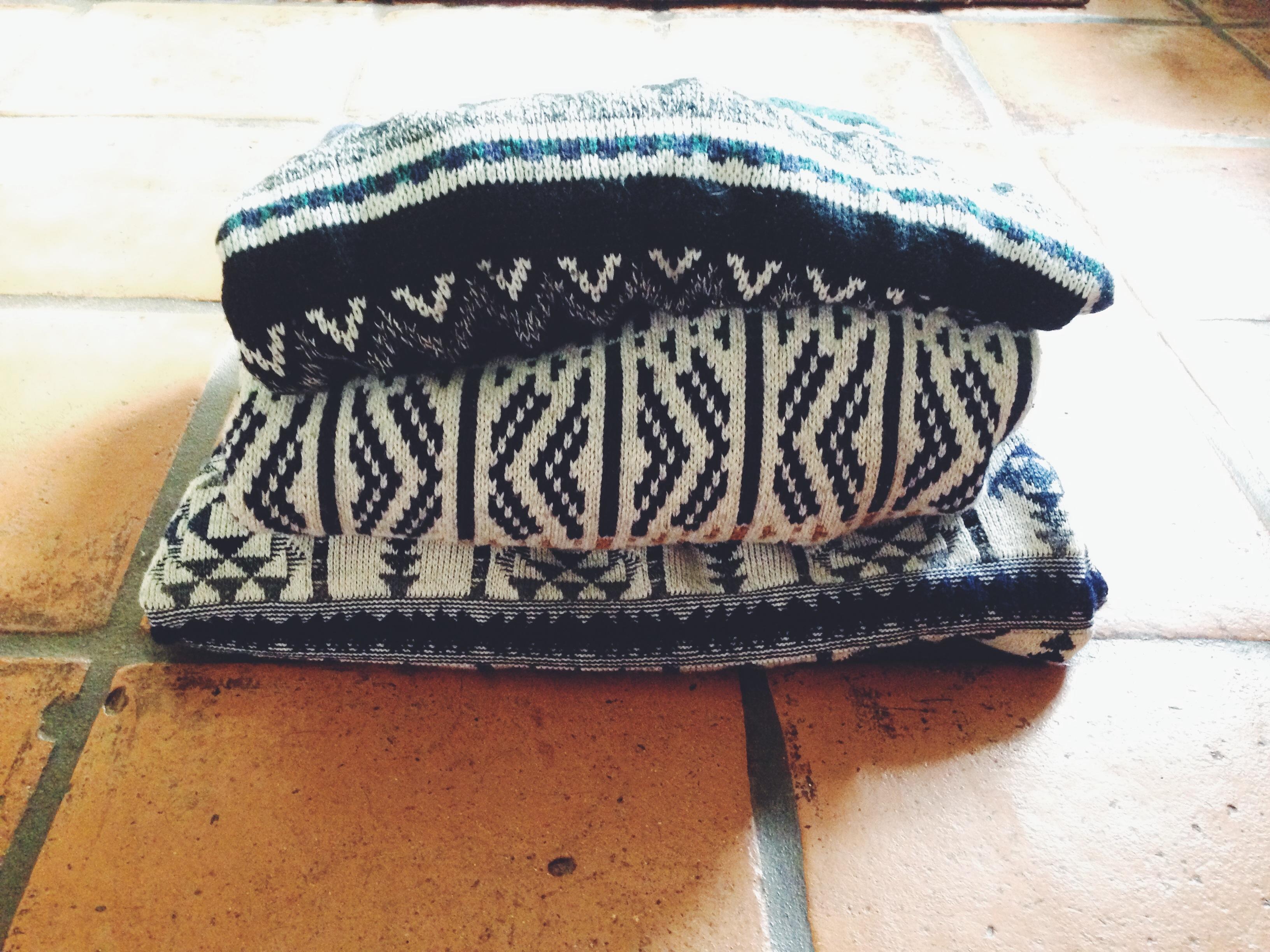 Random Vintage Tribal Sweater from Knee Deep Denim on Storenvy