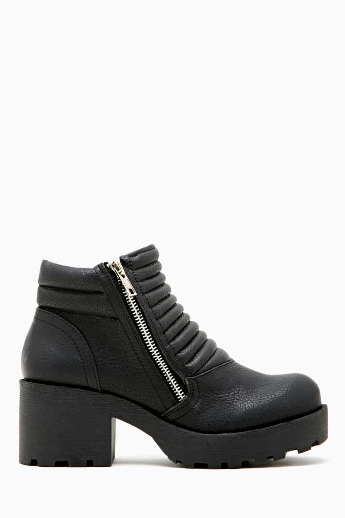 SixtySeven Reckless Combat Boot | Shop shoes-boots at Nasty Gal