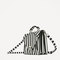 Two - tone striped crossbody bag-shoes   bags-sale-trf   zara united states