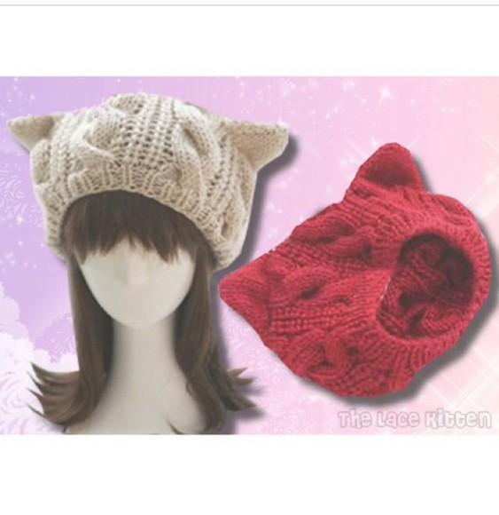 knitwear beige kitty yarn yellow