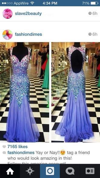 dress prom dress prom purple dress