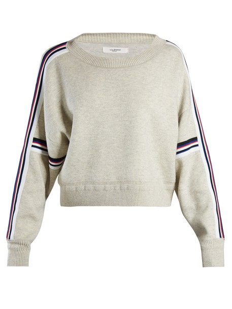 Isabel Marant etoile sweater light grey