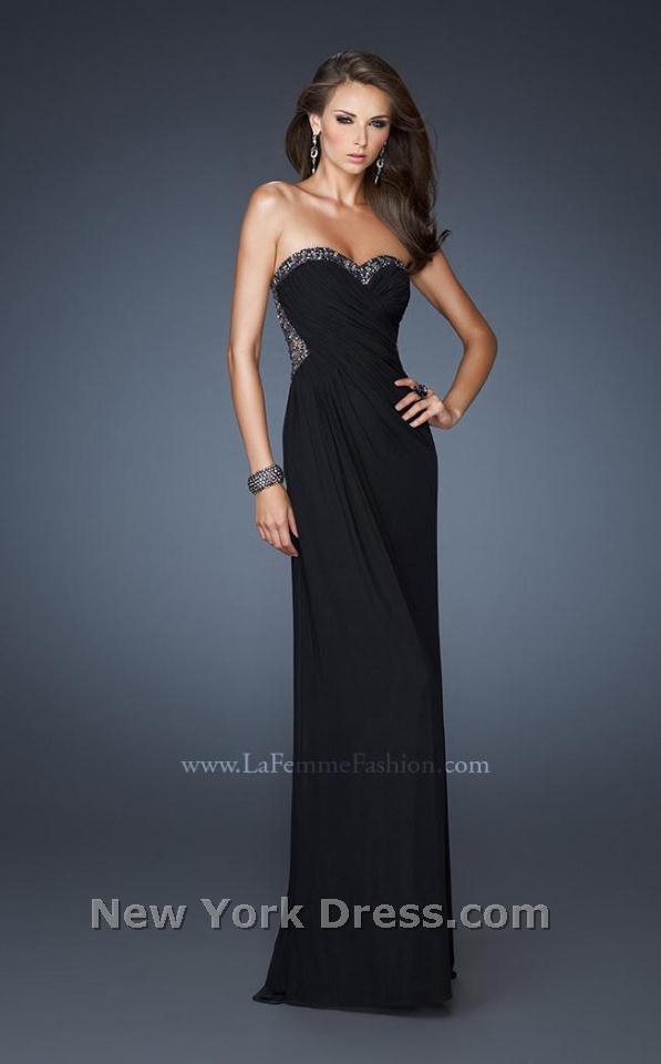 La Femme 18931 Dress - NewYorkDress.com