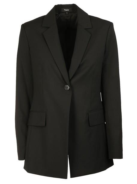 blazer long jacket
