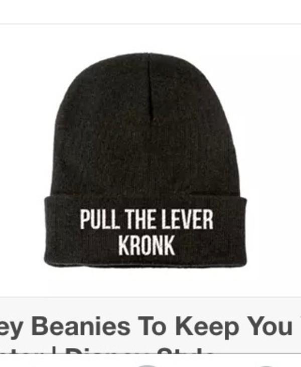 Funny Caps Lock Quote: Hat, The Emporers New Groove, Disney, Disney Quotes