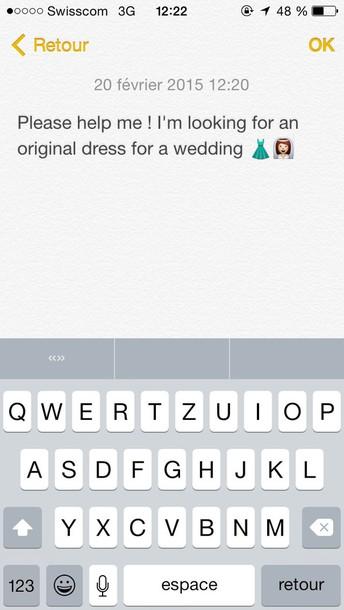 dress dress original