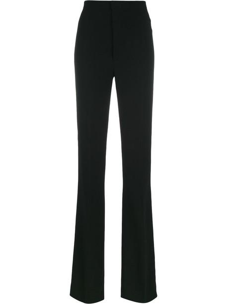 Dsquared2 high women spandex black pants