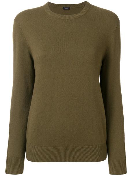 Joseph sweater women green